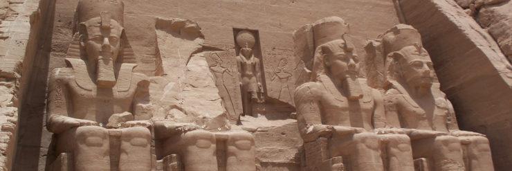 Abu Simbel Temple of Ramesses II.