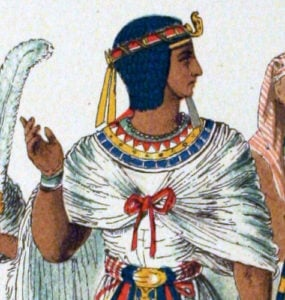 Ancient Egyptian Fashion
