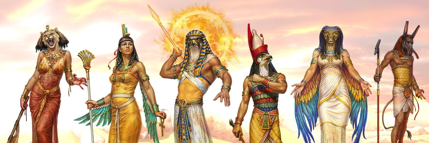 20 Most Famous Ancient Egyptian Gods Give Me History