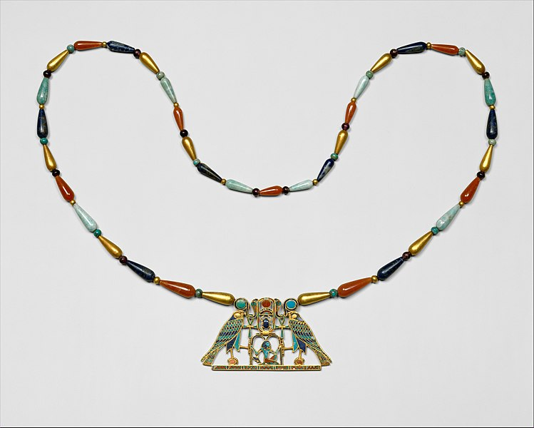 Pectoral and Necklace of Sithathoryunet