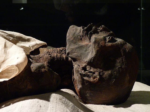 Ramses I's mummy