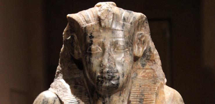 Statue of Senusret I
