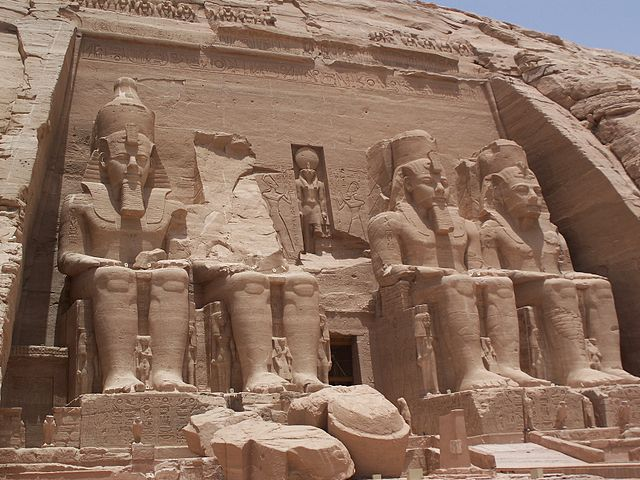 Abu Simbel Temple of Ramesses II.