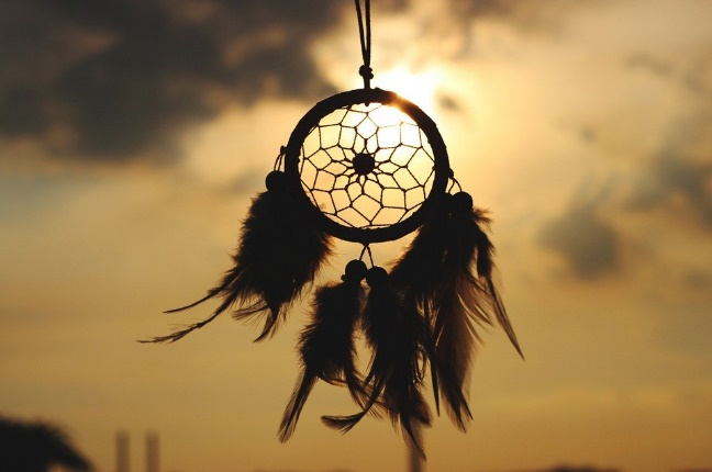 Dream Catcher \ Ojibwe symbol of protection.