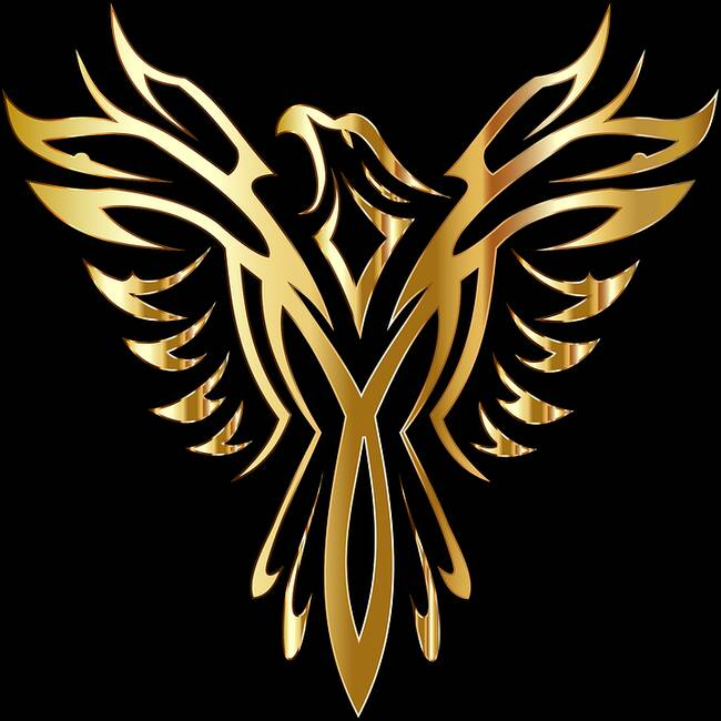 The Phoenix is a bird of fire that carries a lot of significance in both the ancient Egyptian and Greek cultures.