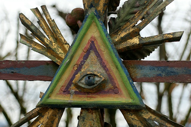 The Eye of Providence is a symbol of divine providence and omniscience.