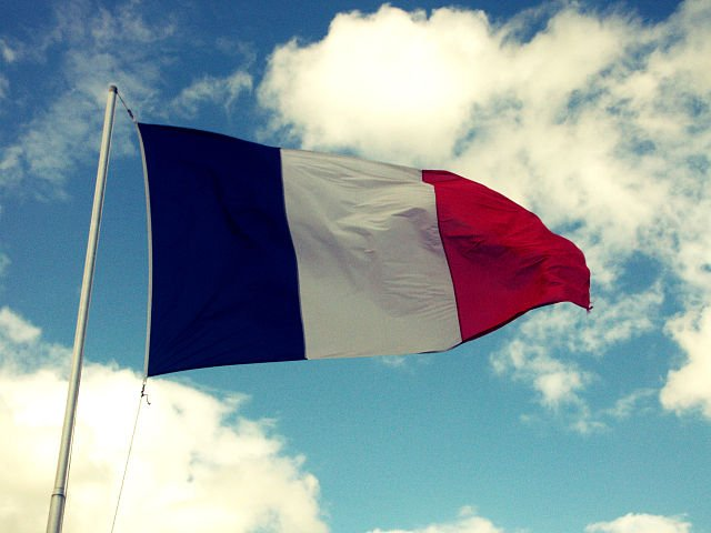 Symbol of the Republic / French flag.