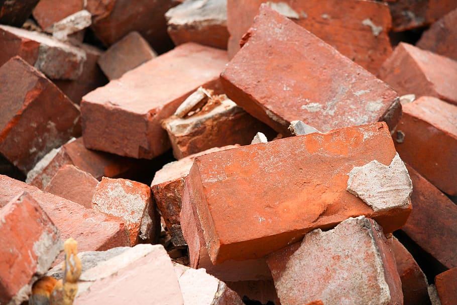 Bricks / Symbol of Zhengshen.