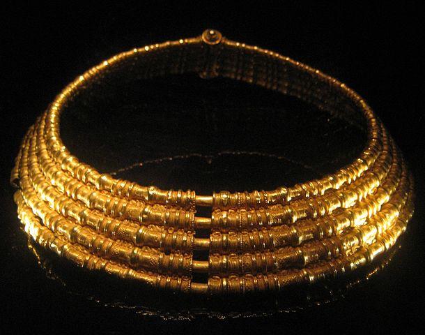 Golden Necklace of Harmonia.