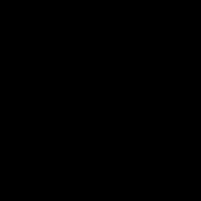 Celtic trinity symbol / British druid order Awen symbol.