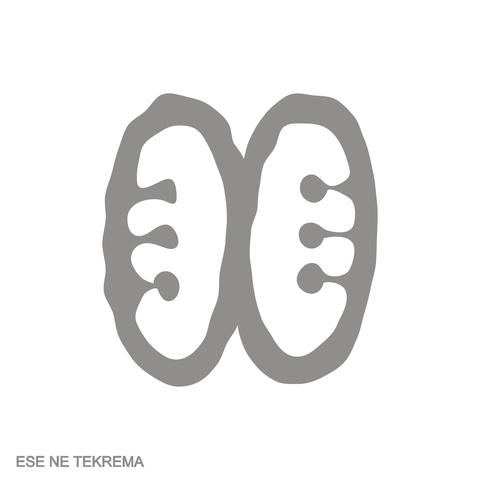 Ese Ne Tekrema symbol.