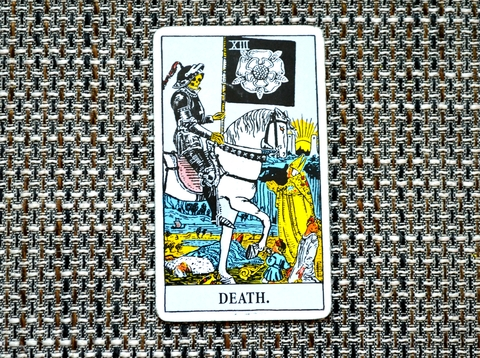 The Death Tarot.